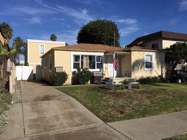 1628 Thomas Ave, San Diego, CA 92109 (#190064060) :: Whissel Realty