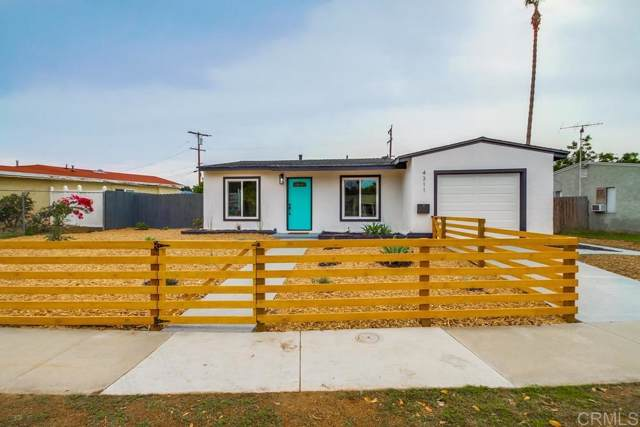 4311 Samoset Ave, San Diego, CA 92117 (#190064083) :: Neuman & Neuman Real Estate Inc.