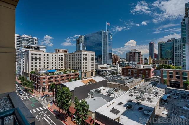 530 K Street #817, San Diego, CA 92101 (#190064136) :: Neuman & Neuman Real Estate Inc.