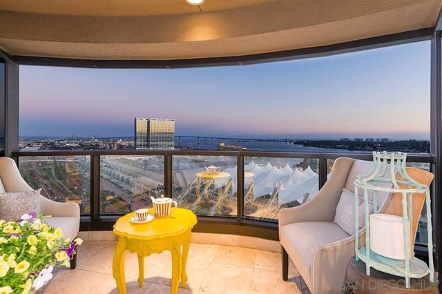 200 Harbor Drive #2102, San Diego, CA 92101 (#190064138) :: Be True Real Estate