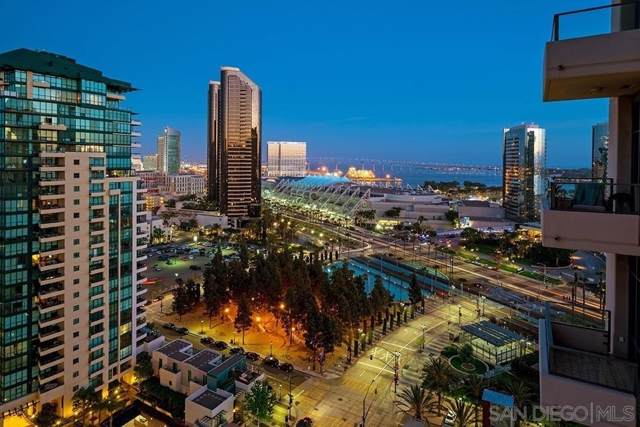 550 Front Street #1603, San Diego, CA 92101 (#190064140) :: Whissel Realty