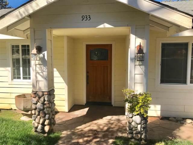 933 Silverbrook Dr., El Cajon, CA 92019 (#190064150) :: Neuman & Neuman Real Estate Inc.