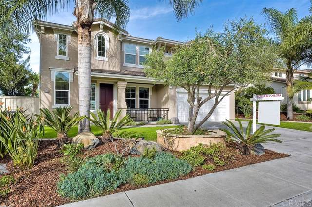 5038 Bella Collina St, Oceanside, CA 92056 (#190064239) :: Whissel Realty