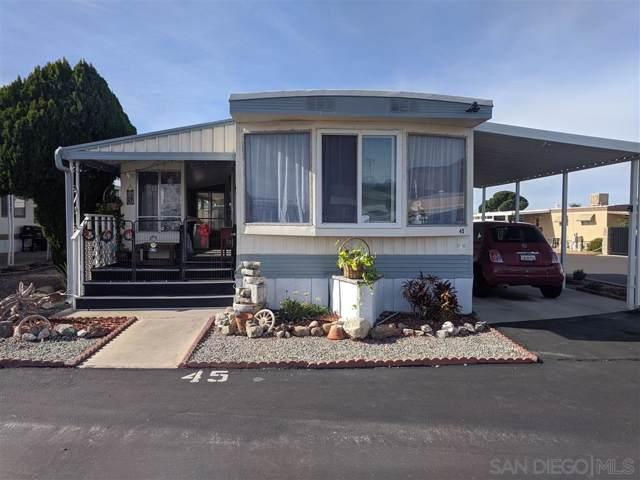 655 E Main St Spc 45, San Jacinto, CA 92583 (#190064240) :: Neuman & Neuman Real Estate Inc.