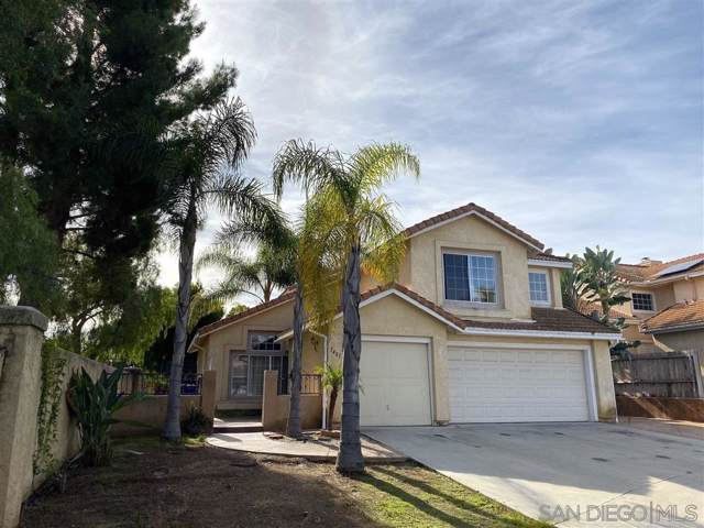 1401 Corte Clasica, San Marcos, CA 92069 (#190064253) :: Whissel Realty