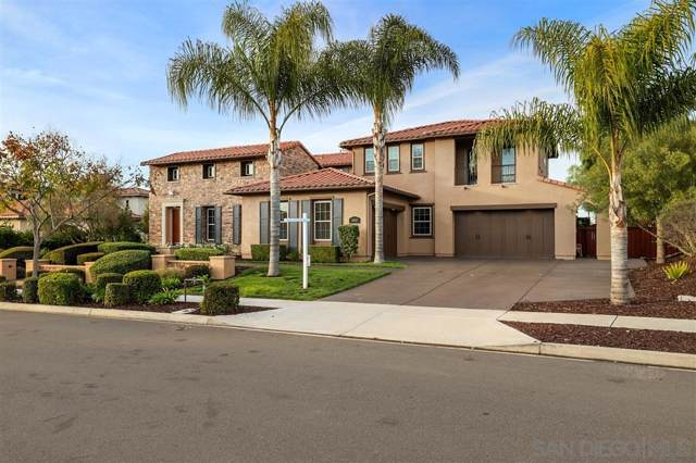 14810 Old Creek Rd, San Diego, CA 92131 (#190064268) :: Cane Real Estate