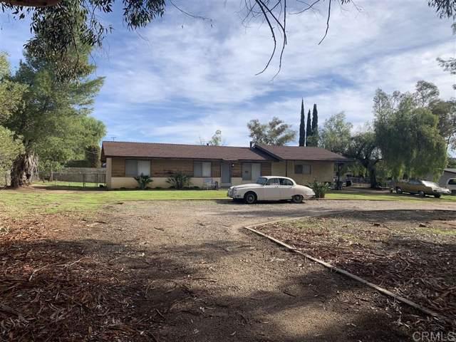 1332 Ashley Rd, Ramona, CA 92065 (#190064291) :: Neuman & Neuman Real Estate Inc.