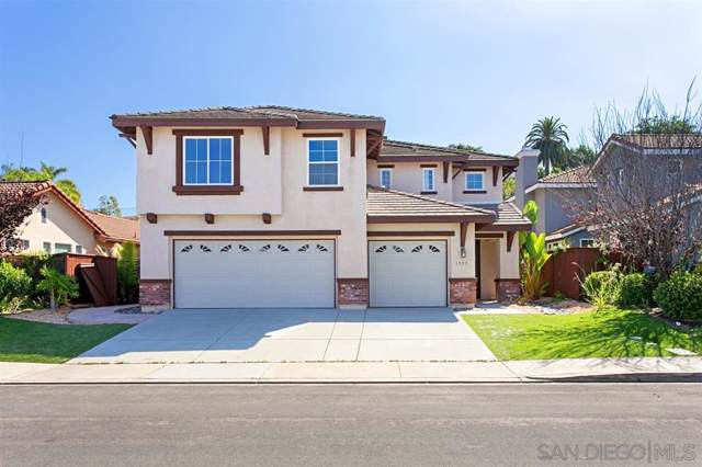 1555 Loma Alta, San Marcos, CA 92069 (#190064315) :: Whissel Realty