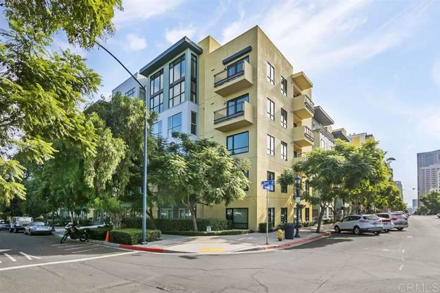 889 Date St #434, San Diego, CA 92101 (#190064324) :: Compass