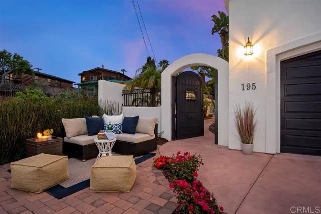 195 La Mesa Avenue, Encinitas, CA 92024 (#190064332) :: Whissel Realty