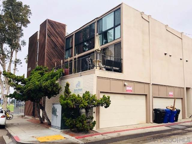 2999 Mission Blvd #304, San Diego, CA 92109 (#190064342) :: Whissel Realty