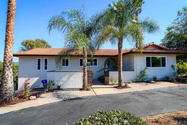 1345 Friends Way, Fallbrook, CA 92028 (#190064359) :: Allison James Estates and Homes