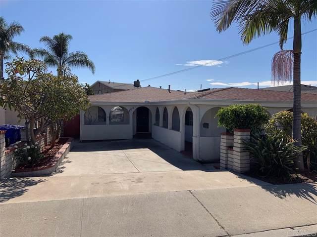 6021 Edgewater St., San Diego, CA 92139 (#190064382) :: Neuman & Neuman Real Estate Inc.