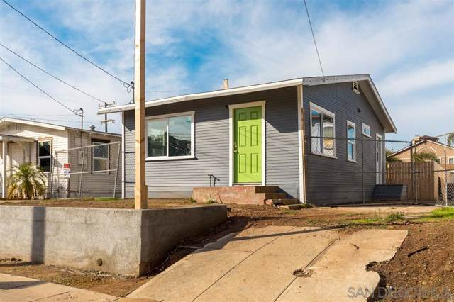1203 E 18th St, National City, CA 91950 (#190064420) :: Whissel Realty