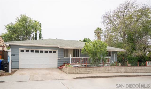4580 55th Street, San Diego, CA 92115 (#190064486) :: Coldwell Banker West