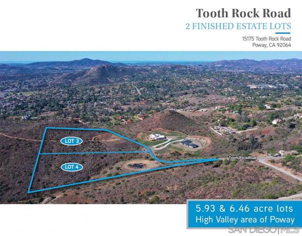 15175 Toothrock Road #000, Poway, CA 92064 (#190064491) :: Neuman & Neuman Real Estate Inc.