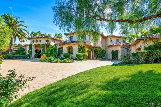 15855 The River Trail, Rancho Santa Fe, CA 92067 (#190064502) :: Compass