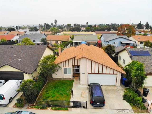 1923 Cantamar Rd, San Diego, CA 92154 (#190064515) :: Neuman & Neuman Real Estate Inc.