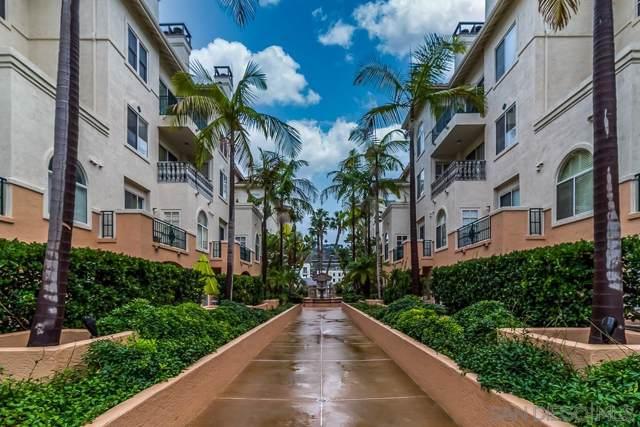 680 Camino De La Reina #2307, San Diego, CA 92108 (#190064529) :: Ascent Real Estate, Inc.