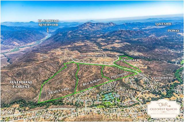 Rancho Barona And Rainbird Rd Parcel A, B, C,, Ramona, CA 92065 (#190064535) :: Neuman & Neuman Real Estate Inc.