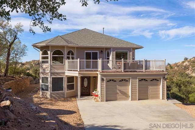 5097 Mountainbrook Rd, Santa Ysabel, CA 92070 (#190064634) :: Keller Williams - Triolo Realty Group