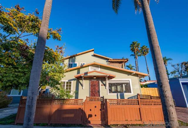 4411 North, San Diego, CA 92116 (#190064643) :: Whissel Realty
