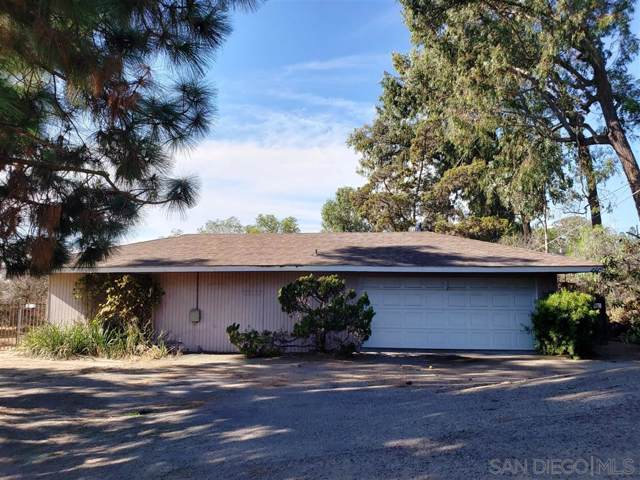 10049 Grandview Dr, La Mesa, CA 91941 (#190064772) :: Whissel Realty