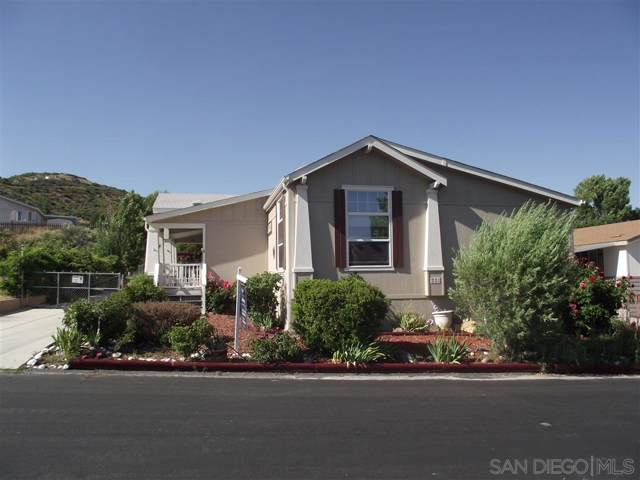 35109 Highway 79 Unit #220 / Sp , Warner Springs, CA 92086 (#190064775) :: Neuman & Neuman Real Estate Inc.