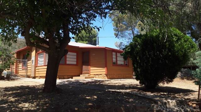 1361 Bobcat Ln, Alpine, CA 91901 (#190064783) :: Neuman & Neuman Real Estate Inc.