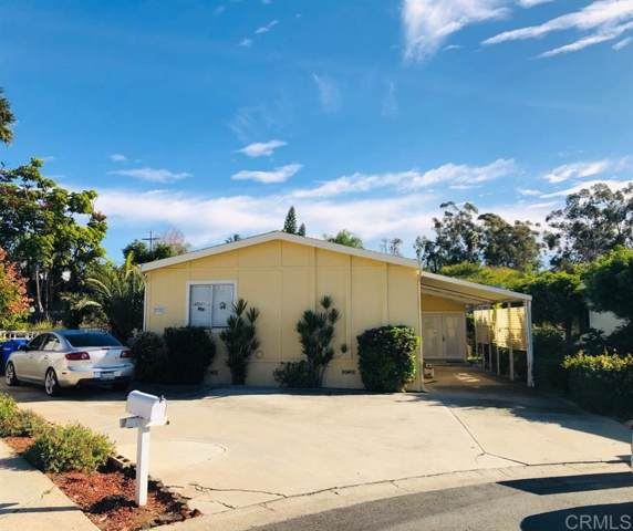 1120 E Mission #35, Fallbrook, CA 92028 (#190064798) :: Whissel Realty