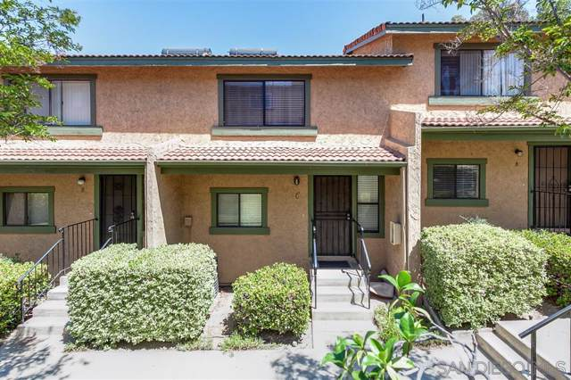 10793 Riderwood Terrace Unit C, Santee, CA 92071 (#190064803) :: Whissel Realty