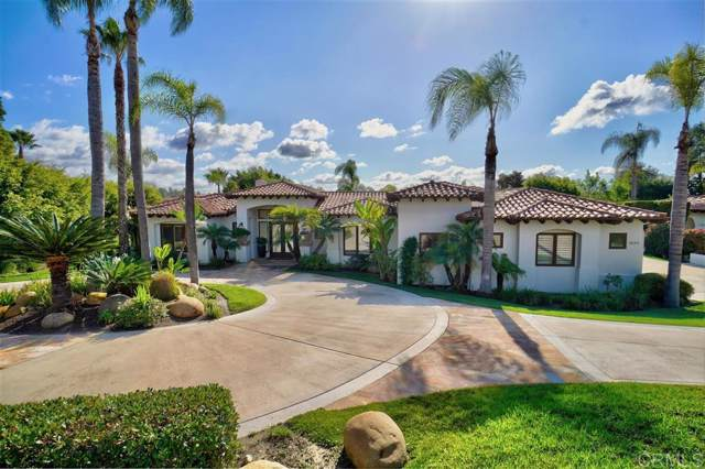 7825 Muirfield Way, Rancho Santa Fe, CA 92067 (#190064832) :: Whissel Realty