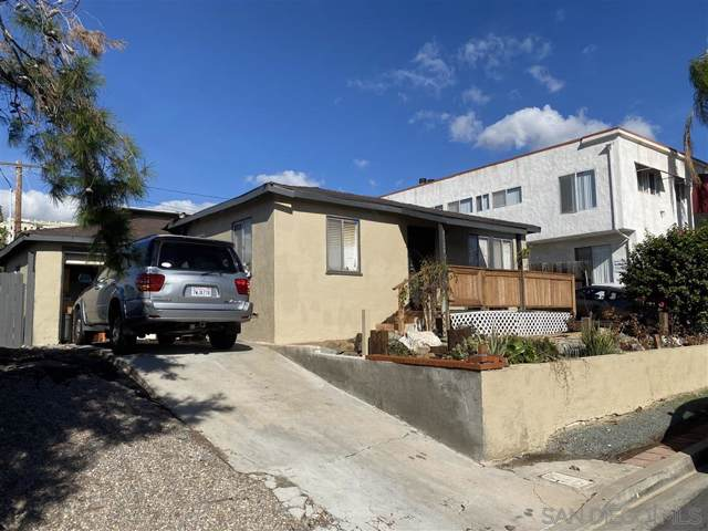 5520 Riley St, San Diego, CA 92110 (#190064865) :: Whissel Realty
