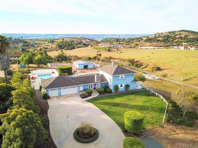 622 Rancho Del Cerro, Fallbrook, CA 92028 (#190064920) :: Allison James Estates and Homes