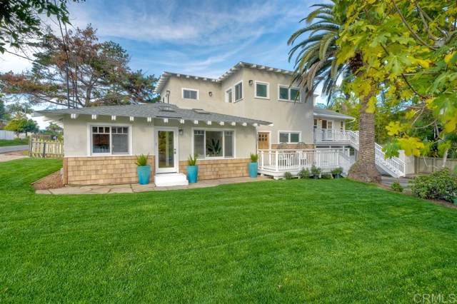 110 Requeza St, Encinitas, CA 92024 (#190064936) :: The Miller Group