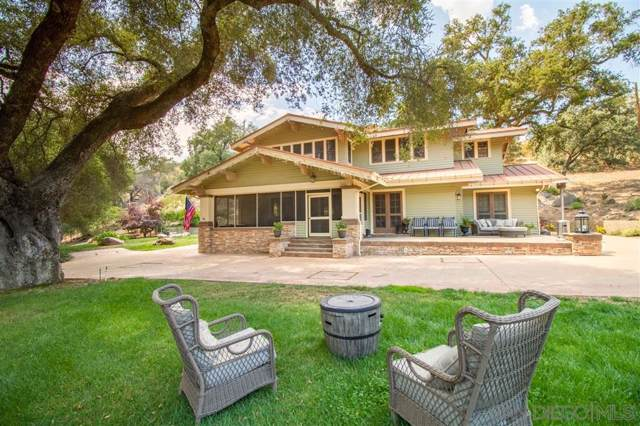 24270 Highway 78, Ramona, CA 92065 (#190064948) :: Whissel Realty