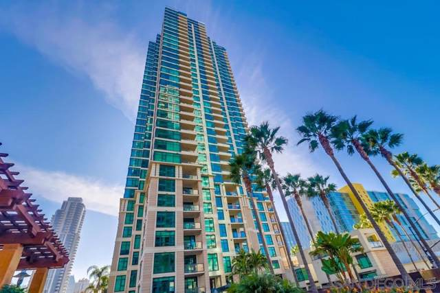 1199 Pacific Highway #501, San Diego, CA 92101 (#190064988) :: Be True Real Estate