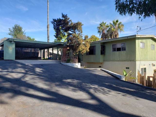 7102 Stanford Ave, La Mesa, CA 91942 (#190064999) :: Whissel Realty