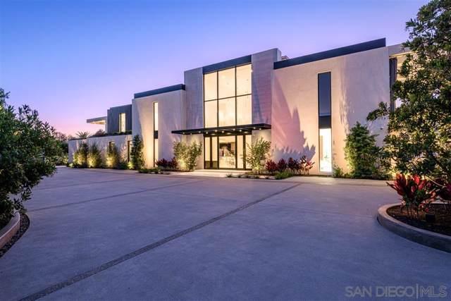 9811 Blackgold Rd, La Jolla, CA 92037 (#190065017) :: Dannecker & Associates