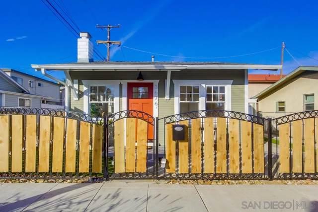 3676 Monroe Avenue, San Diego, CA 92116 (#190065019) :: The Stein Group