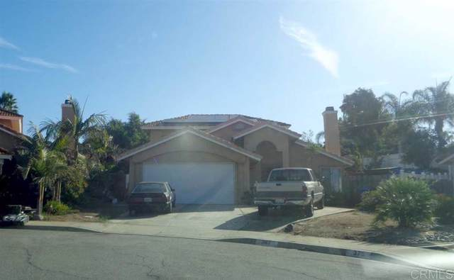 387 Old Stage Court, Fallbrook, CA 92028 (#190065021) :: Whissel Realty