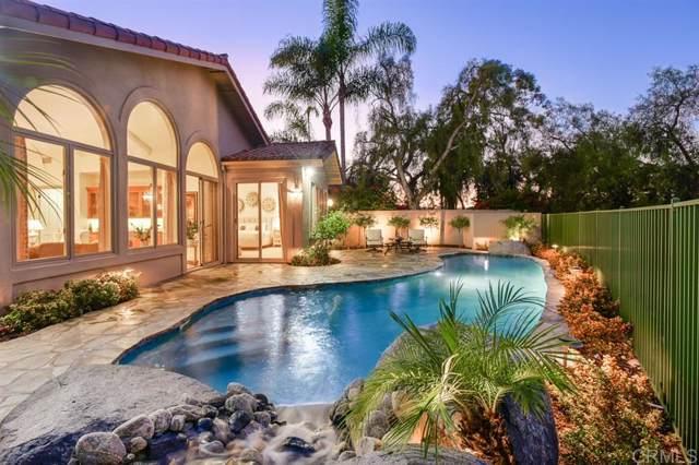 15499 Pimlico Corte, Rancho Santa Fe, CA 92067 (#190065047) :: Allison James Estates and Homes