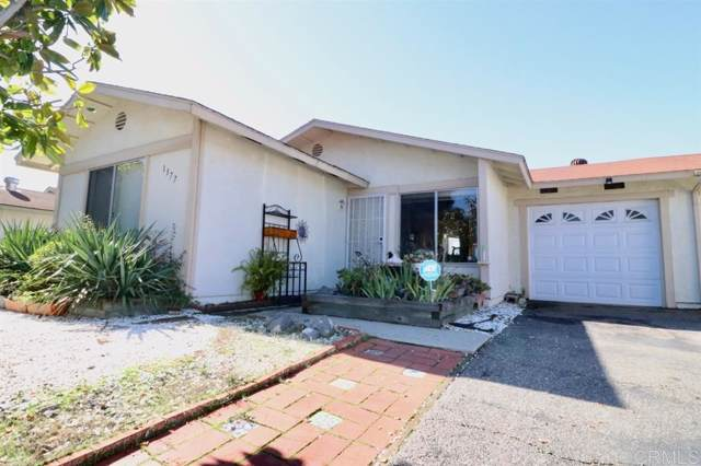 1377 Panorama Ridge, Oceanside, CA 92056 (#190065049) :: Allison James Estates and Homes
