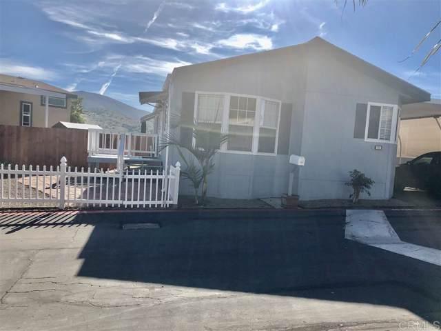 9902 Jamacha Boulevard #133, Spring Valley, CA 91977 (#190065101) :: Neuman & Neuman Real Estate Inc.
