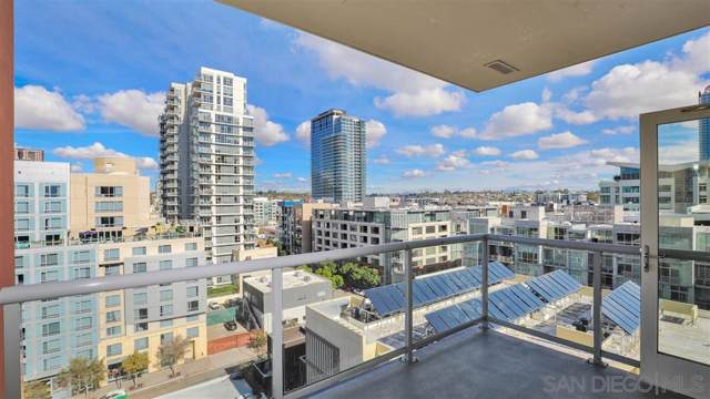 427 9Th Ave #1108, San Diego, CA 92101 (#190065104) :: Whissel Realty