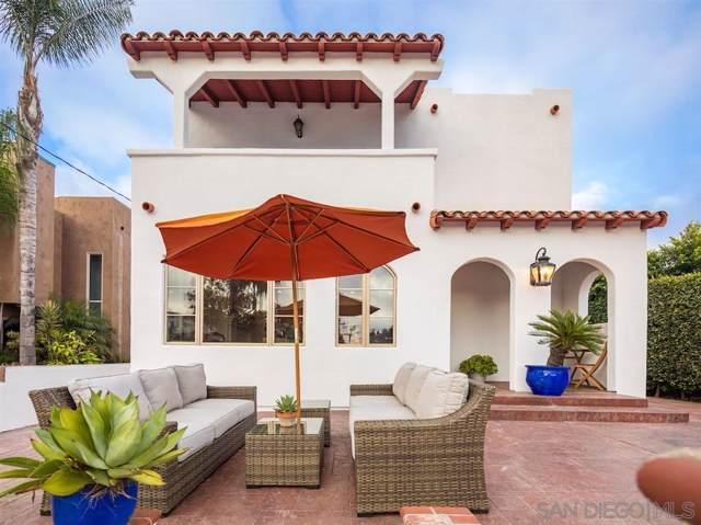 4486 Del Monte Ave, San Diego, CA 92107 (#190065113) :: Dannecker & Associates