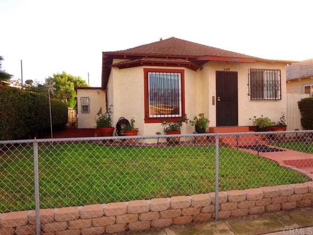3209 L St, San Diego, CA 92102 (#190065133) :: Dannecker & Associates