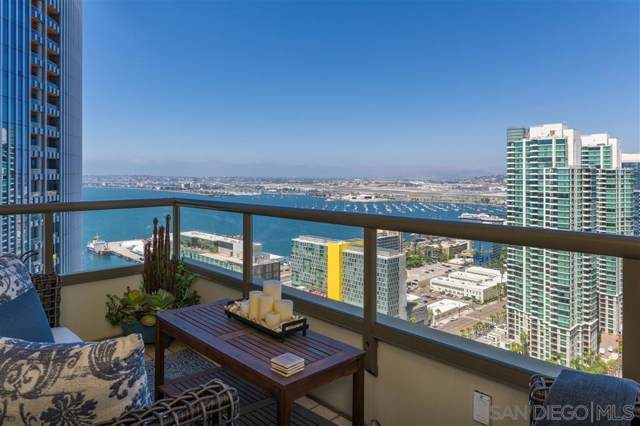 700 W E Street #3202, San Diego, CA 92101 (#190065153) :: The Stein Group