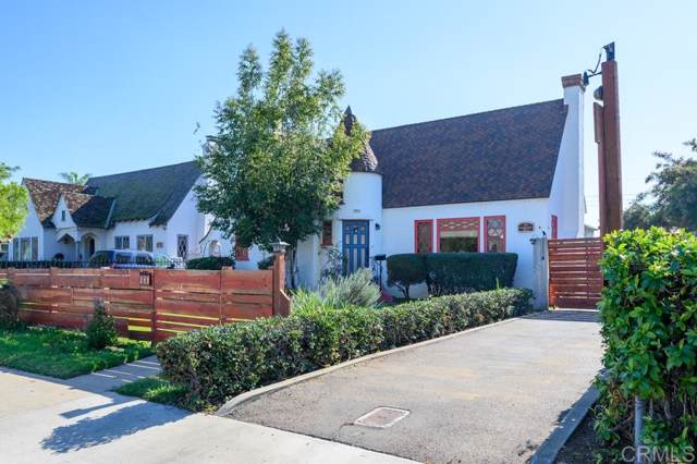 466 E St, Chula Vista, CA 91910 (#190065168) :: Allison James Estates and Homes
