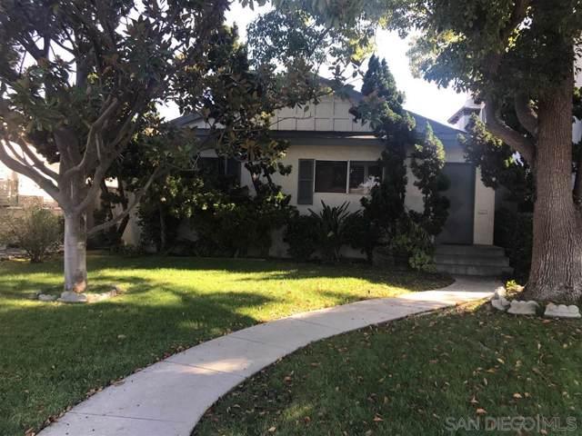415 Pomona Ave, Coronado, CA 92118 (#190065200) :: Whissel Realty